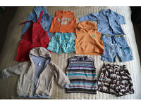 Bundle of Boys Clothes Aged 1 to 2