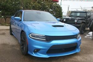 2015 Dodge Charger SRT8, FULLY LOADED, 6.4L MDS HEMI (392)