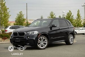 2015 BMW X5 xDrive35d M SPORT LINE, Premium Package AND Connecte