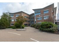Furnished private office space for rent at Fareham, Spaces Whiteley