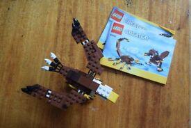 Lego Creator 3-in-1 eagle