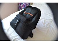 Tecno shoulder/ backpack camera bag - good condition