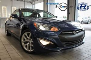 2015 Hyundai Genesis Coupe 3.8 **RESERVE** TOIT OUVRANT, BAS KM