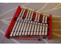 Percussion Plus PP007 Alto Full Chromatic Glockenspiel