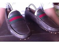 Gucci mens loafers (driving show) size - 7 1/2
