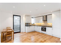 BRAND NEW FLAT/OPEN PLAN LIVING SPACE/ONE DOUBLE BEDROOM/FAMILY BATHROOM/BALCONY/AVAILABLE END MAY/