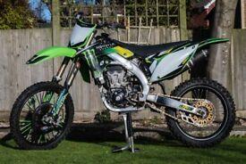 2011 KX450F KXF450 EFI
