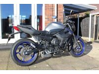 yamaha xj6 for sale, 2013 model 12,000 miles very nice bike