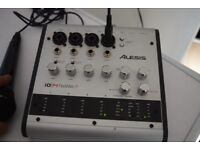 ALESIS i0/14 FIRE WIRE AUDIO MIDI INTERFACE 4 LINE IN/MIDI IN/OUT