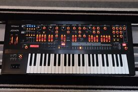Roland JD-XA. Mint with Roland Matte Covers.