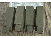 New - Arktis Pistol Magazine Holder Pouch with molle attachments