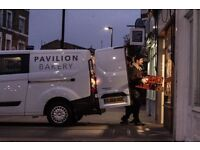 DELIVERY DRIVER WANTED FOR LONDON FIELDS BAKERY