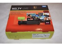 WD TV Live media player - sold, check my list for other items