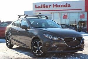 2014 Mazda Mazda3 GS-SKY Roof Rack