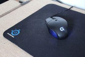 Logitech G303 Daedalus Apex Mouse
