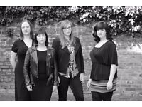 Violinist/Cellist required for chorlton based four piece, Canter Semper