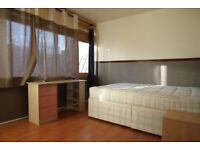 Double room single use-Great location Kings Cross/Mornington/Camden