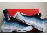 Nike Air Max 95 UK 10 BRAND NEW (with box) with FREE 'Crep Protect' spray.