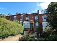 Wonderful 5 bedroom terrace house for rent. Close to Headingley and Leeds City Centre