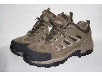 NEW Mountain Warehouse Lockton Waterproof Trekking Boots size UK 7 EU 41 Brown