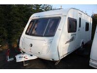 Swift Archway Cranford 2010 4 Berth Caravan