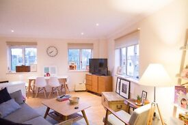1 bed flat with balcony and off-road parking