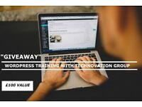 Free WordPress Training with Technovation Group