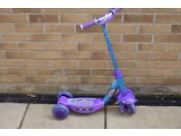 Childrens 3 Wheel Scooter