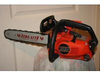 ECHO 3-400 top handle tree surgeons chainsaw in excellent condition