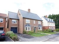 4 Bed House to Rent in Broadbridge Heath, Horsham. Close to travel links.