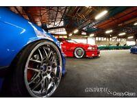 genuine bmw e36 coupe/convertible m3 mirrors
