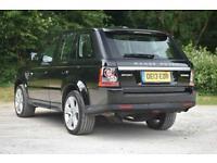 Land Rover Range Rover Sport SDV6 HSE BLACK (black) 2013-07-19