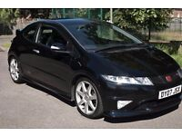 2007 Honda Civic Type R GT Black *Recently Purchased from Wimbledon Park Honda*