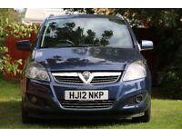 Vauxhall Zafira 1.7 TD ecoFLEX Diesel 5dr