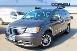 2016 Chrysler Town & Country TOURING LEATHER! BACKUP-CAM! STOW &