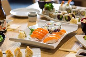 Camden Sushi Restaurant Looking For Friendly Part-Time Waiter Or Waitress!