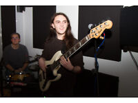 Bass Guitar, Double Bass and Music Theory Tuition - Chris Sellers