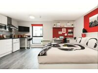 STUDENT ROOM TO RENT IN CARDIFF,EN SUITE ROOM AND STUDIO WITH PRIVATE BATHROOM & 24/7 ONSITE STAFF