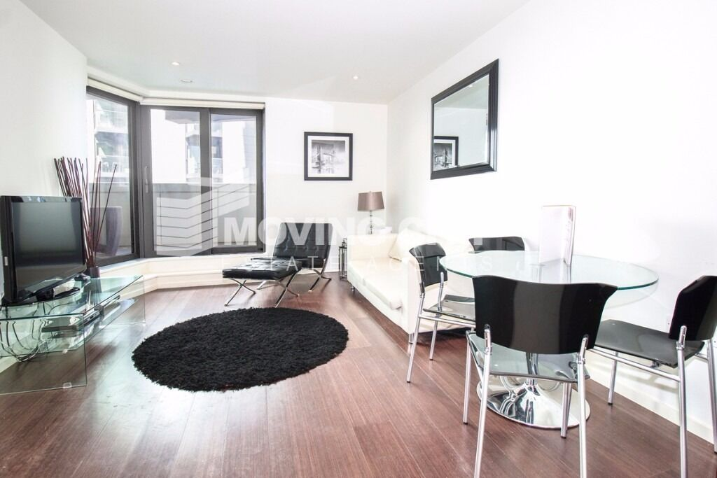 A LUXURY ONE BEDROOM FLAT TO RENT IN BALTIMORE WHRF CANARY WHARF E14 WITH GYM CONCIERGE