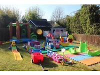 Tumble Town Soft Play Hire for 1-5 year olds