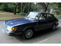 SAAB 900 SE Classic 1991 manual 5-door in perfect condition