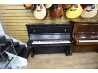 Bechstein Upright Black Piano at Sherwood Phoenix Pianos