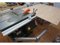 Record Lurem Maxi 26 woodworking combination machine 240 volt.