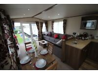 Luxury Static Caravan FOR SALE. By the Beach, Heated Swimming Pool, Dog Friendly, Site fees Incuded