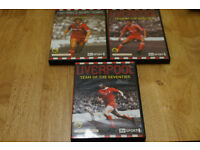 Liverpool FC Seventies to the Eighties Collection (DVD Set 6 Discs)