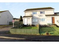 Spacious one bedroom first floor flat with gardens & stunning views across the city of Inverness