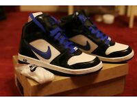 Nike Air Prestige 2 Hi Mens Boys High Top Classic Trainers Shoes size 8 MINT CONDITION