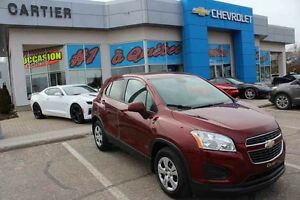 2014 CHEVROLET TRAX FWD