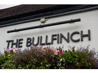 Full Time Assistant Manager - Live in - Up to £7.80 per hour - Bullfinch - Riverhead, Seven Oaks