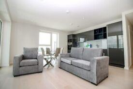 2 BED 2 BATH GLASSHOUSE GARDENS, £1975PCM, Gym ,Concierge, Balcony, Stratford E20 - SA